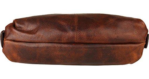 Harold's Saddle Sac bandoulière cuir 29 cm Noir