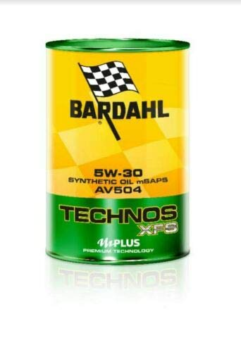 Motocar Kit TAGLIANDO Olio Motore Bardahl Technos XFS 5W30 ACEA C3-5LT per P ORSCHE 991