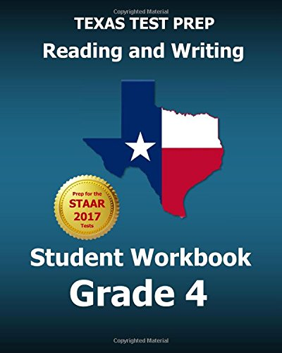TEXAS TEST PREP Reading and Writing Student Workbook Grade 4: Covers the TEKS Writing Standards