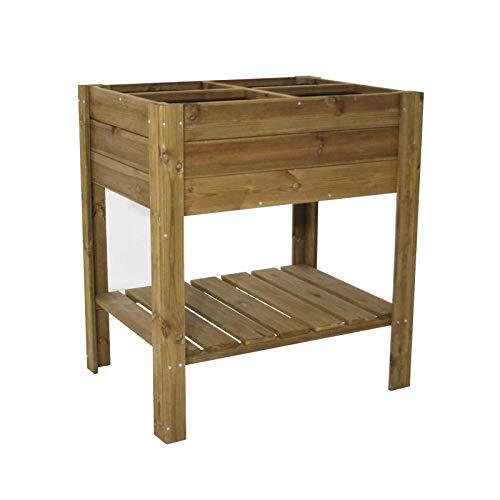 Gardiun KSU13020 Urban Gewächshaus Holz