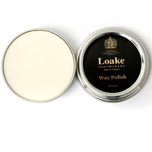 Le Loake Essentiel Kit Nettoyage inclus Loake Cire, Loake Application Brosse et Loake Lingette De Polissage Neutre