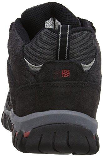 Karrimor Bodmin Mid Iv Weathertite, Chaussures de Randonnée Hautes Homme Gris (black Sea (blc))