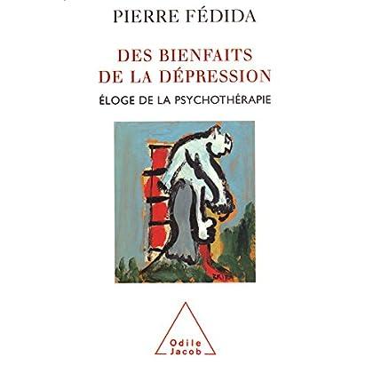 Des bienfaits de la dépression: Éloge de la psychothérapie (PSYCHOLOGIE)