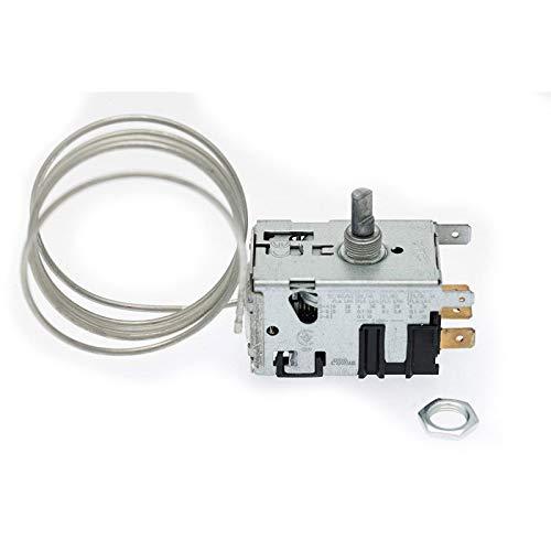 Danfoss Thermostat 25T65, EN60730-2-9, 077B6940, etc. pour réfrigérateur Gorenje HTS 2866 et 183111