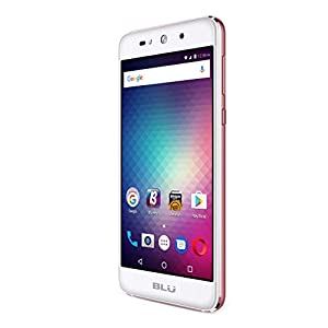 BLU GRAND MAX UK SIM-Free Smartphone - Rose Gold