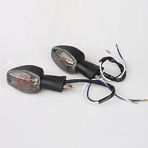 Wingsmoto Smoke Rear Turning Signal Light for CBR600 CBR 1000 F4 F5 F4I VTEC