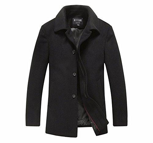 Winterjacke Outwear Mantel Parka Cravog Herren Jacke n0N8mw