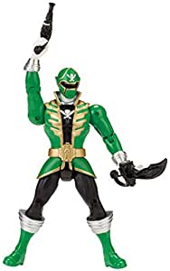 Power Rangers - 38203 - Figurine - Pwr - Super Megaforce - Vert - 12 Cm