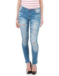 La Modeuse - Jeans destroy