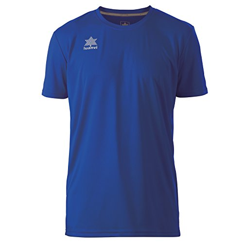 Luanvi Pol Camiseta de Deportes Manga Corta