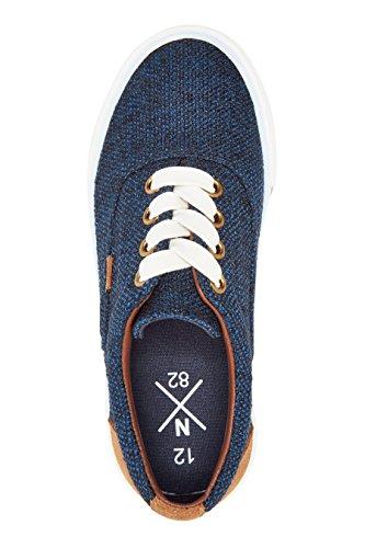 next Chaussures En Textile À Lacets (Garçon) Standard Garçon Bleu 1