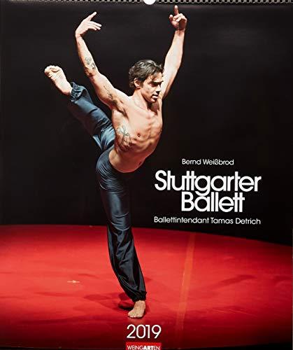 Stuttgarter Ballett - Kalender 2019