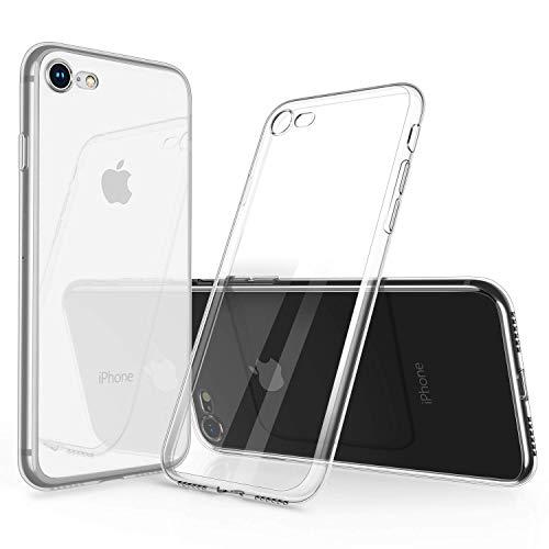 roycase Liquid Crystal für iPhone 7 Hülle iPhone 8 Hülle, Hochwertigem Silikon TPU Ultra Dünn Stoßfest Handyhülle Bumper Cover Schutzhülle Anti-Fingerabdruck für Apple iPhone 7 / iPhone 8 Case