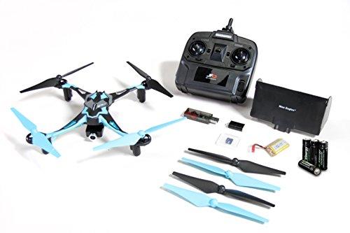 Kamera Drohne GALAXY VISITOR 6 PRO BLAU MODE 2