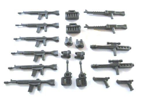 SLUBAN - 20- teiliges Waffen-Set