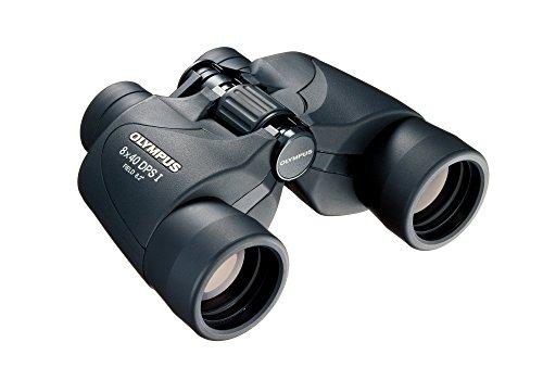 Olympus 8x40 DPS-I - Prismáticos, Zoom óptico 8X, Color Negro
