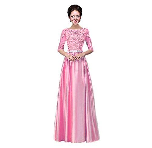 Vimans -  Vestito  - linea ad a - Donna Pink1