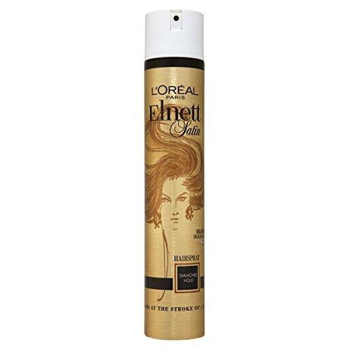 L'Oréal Paris laque Elnett satin brillance Diamond fixation supreme 400ml