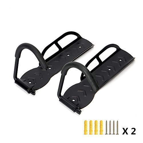 Taide - 2 soportes de pared con gancho de gran calidad para...