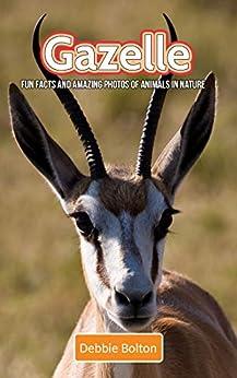 Descargar Libro Electronico Gazelle: Fun Facts and Amazing Photos of Animals in Nature Directa PDF