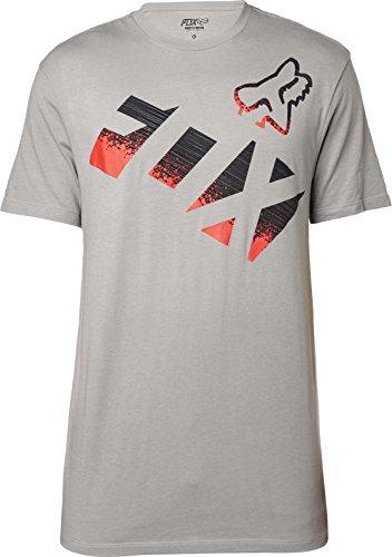 Fox - Herren-Chemical-T-Shirt Grau