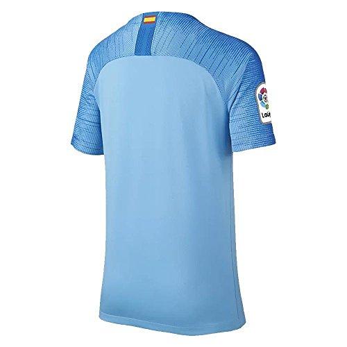 Nike Camiseta de la 2ª EQUIPACION del Atletico DE Madrid 18 19 Junior. d569f7136f3b0