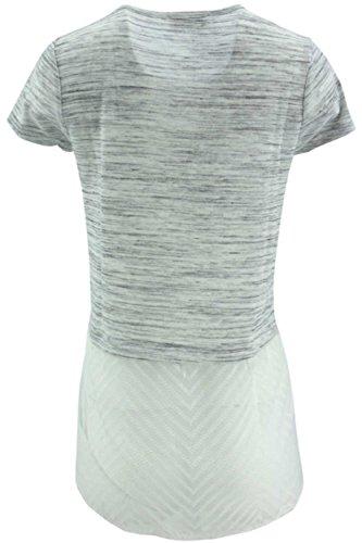 Le Temps des Cerises Damen T-Shirt Grey
