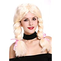 WIG ME UP ® - CXH-012-P88 Peluca Mujer Carnaval Halloween Muy Lindo