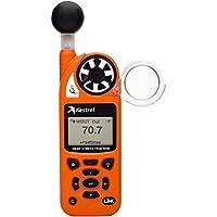 Kestrel 5400Heat Stress Tracker Pro mit Link Kompass und Wetterfahne Halterung Einheitsgröße