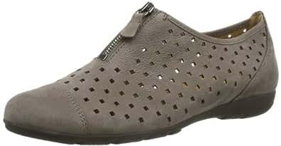 Gabor Shoes Gabor 84.164.13 Damen Slipper, Grau (fumo), EU 44 (UK 9.5) (US 12)