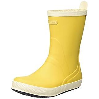 Viking Unisex-Erwachsene SEILAS Gummistiefel, Gelb (Yellow 13), 36 EU