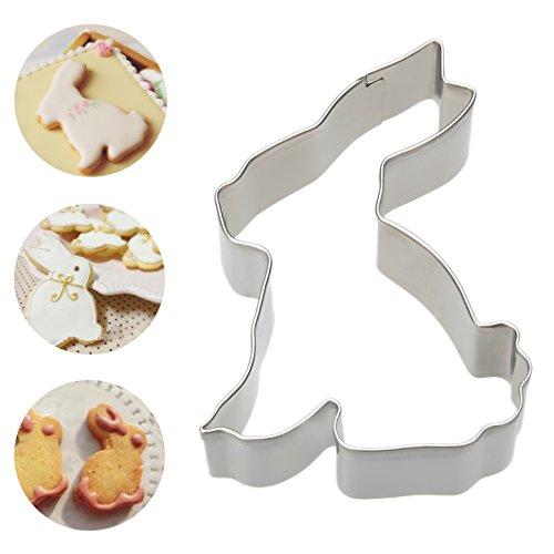 COKOSIM Keks Frucht Cutter Formen Set Mini Ausstechformen Plätzchen Ausstecher, Gemüseschneider Form für Kinder (12 Stück(Tier)) - 4