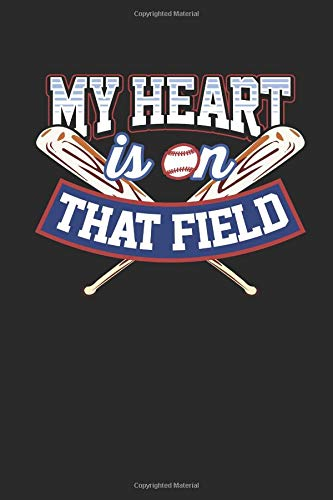 Journal: My Heart Is On That Field por Spread Joy Journals