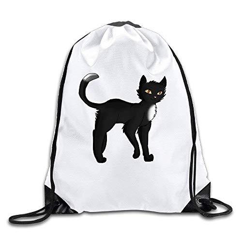 Zengyan Creative Design Sasha Banks Wrestle Drawstring Backpack Sport Bag for Men and Women -