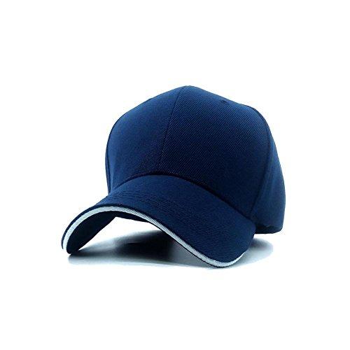 iamrtom-estate-di-colore-della-caramella-golf-berretto-da-baseball-cappello-ombra-sport-esterni-navy