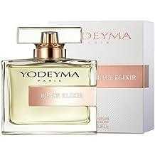 Yodeyma Black Elixir, 100 ml, perfume de mujer correspondiente a Black Opium