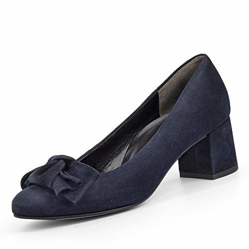 Paul Green 3662-01/012, Mules Pour Femme Bleu