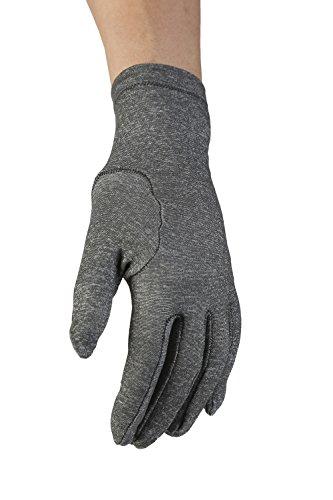 Gafitex - Spikenergy Hand - E' un guanto da indossare, articolo innovativo praticissimo anche sotto i guanti di gomma. Colore Grey. Taglia L/XL.