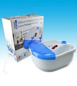 Bain de pieds à remous bain de pieds massage (Fussbadewanne)