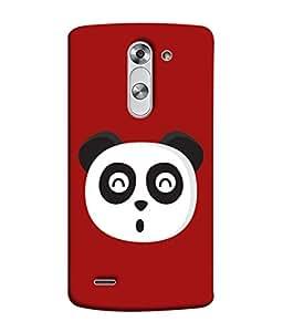 PrintVisa Designer Back Case Cover for LG G3 Stylus :: LG G3 Stylus D690N :: LG G3 Stylus D690 (Love Lovely Attitude Men Man Manly)