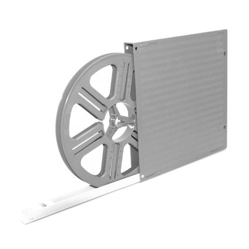 Gepe 455402 Spule und Brust, 8 mm, 90 m, Weiß, 120m/ 400ft, compact (Super-8-projektor)
