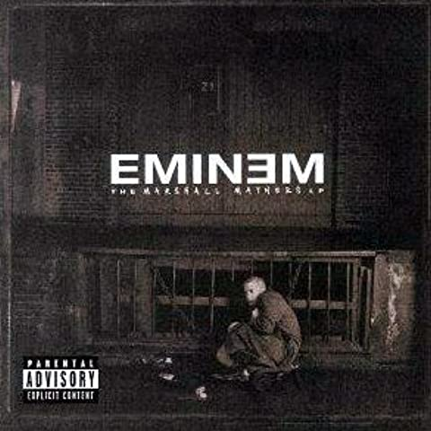Dr Dre produziertes Kult Album (CD von Eminem, 18 Titel) Amityville / Sten / The Real Slim Shedy / The Way I Am / Drug Ballad