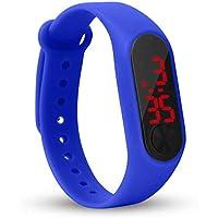 Teaio Armbanduhr LED Smart Watch Armband LED Leucht Armband Uhr Liebhaber Paar
