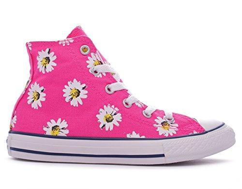 Print Herren Ct Sneakers Hi Daisy Paper Pink Converse qPH5Btwt