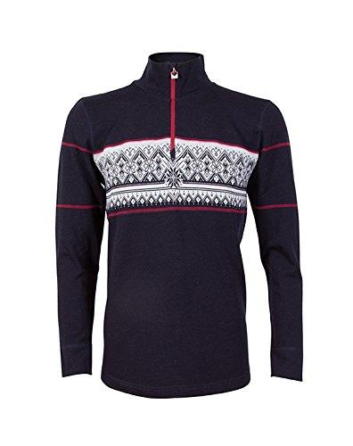 Dale of Norway Herren Pullover Rondane Sweater Navy