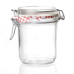 bocal ritzenhoff breker gourmet bo te en verre confiture 50 cl 685589 cuisine. Black Bedroom Furniture Sets. Home Design Ideas