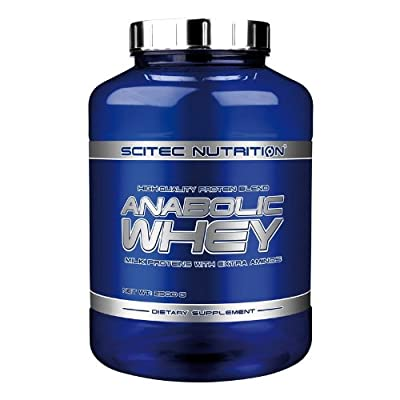 Scitec Nutrition Anabolic Whey 2300g Vanilla by Scitec Nutrition