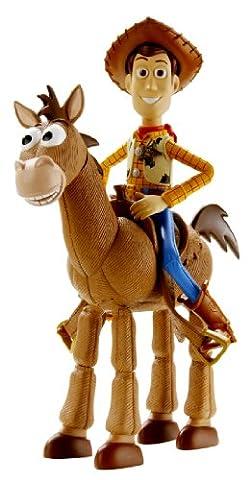 Toy Story 3 - Woody et Bullseye
