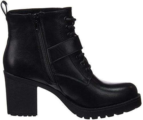 Mtng Tina, Bottes Noires Pour Femmes (monty Negro)