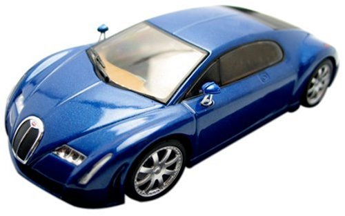 Little Bolide Bugatti - 50911 - AUTOart - Bugatti EB 18,3 Chiron - 1/43